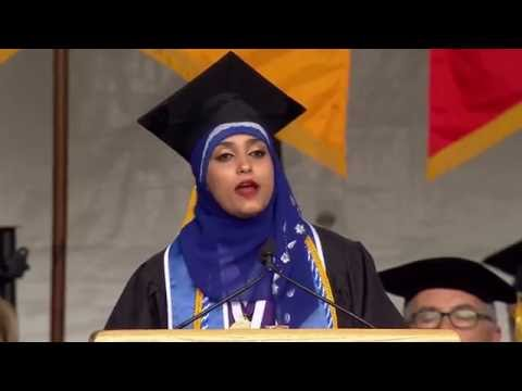 CCNY Commencement 2016: Salutatorian Orubba Almansouri