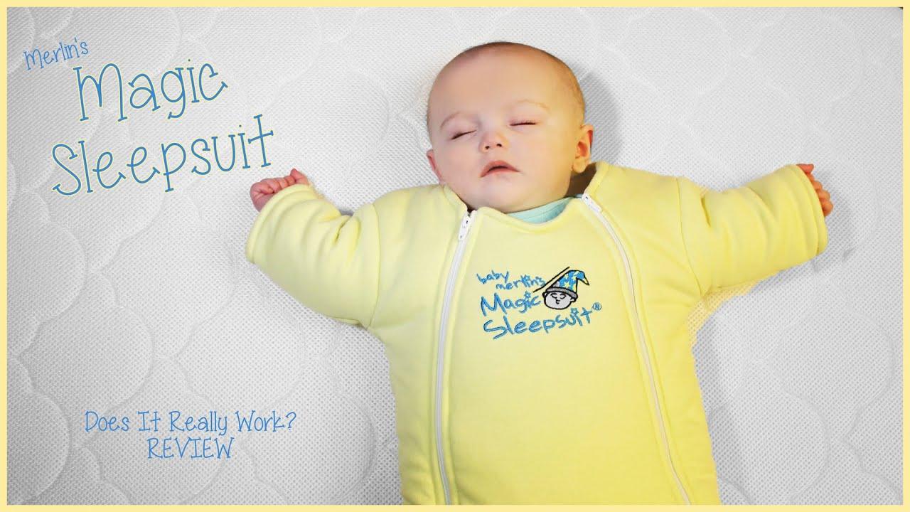 Does A Magic Sleep Suit Work Merlin S Magic Sleepsuit