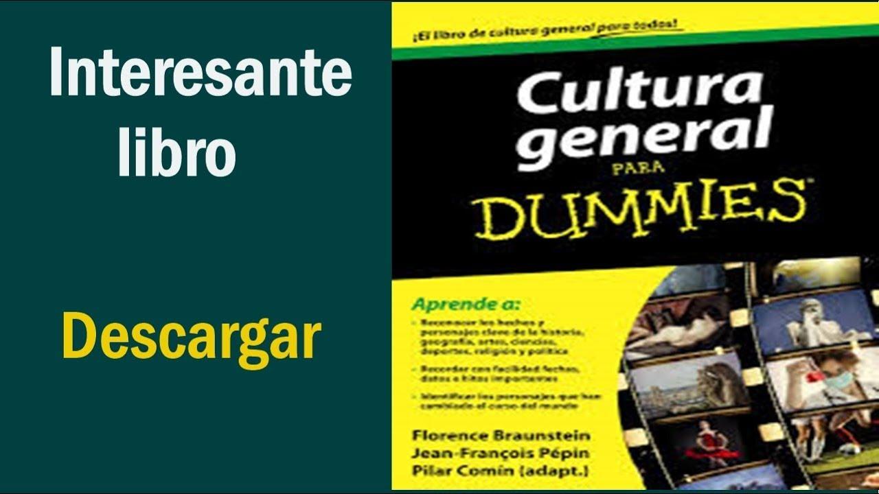 Libro De Cultura General Para Oposiciones Pdf - Libros ... @tataya.com.mx 2020