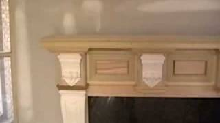 Mantel Installation On Granite