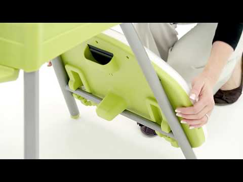 Chicco Stack Highchair – Converting between modes