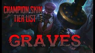 League of Legends: Graves Skin Tier List