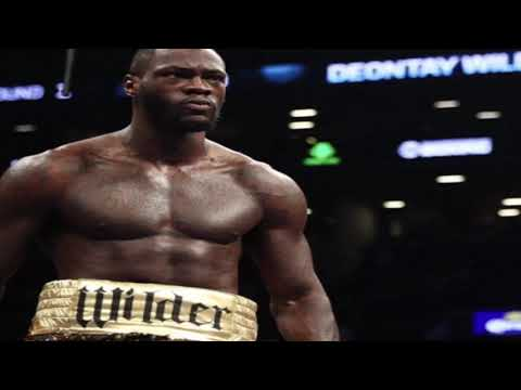 """Deontay Wilder reacts to Jarrell Miller failed DRUG test """" Disappointed/Blown opportunity 4 family"""""""