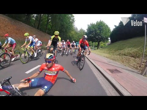 Most dramatic moments of first half of TDF 2019