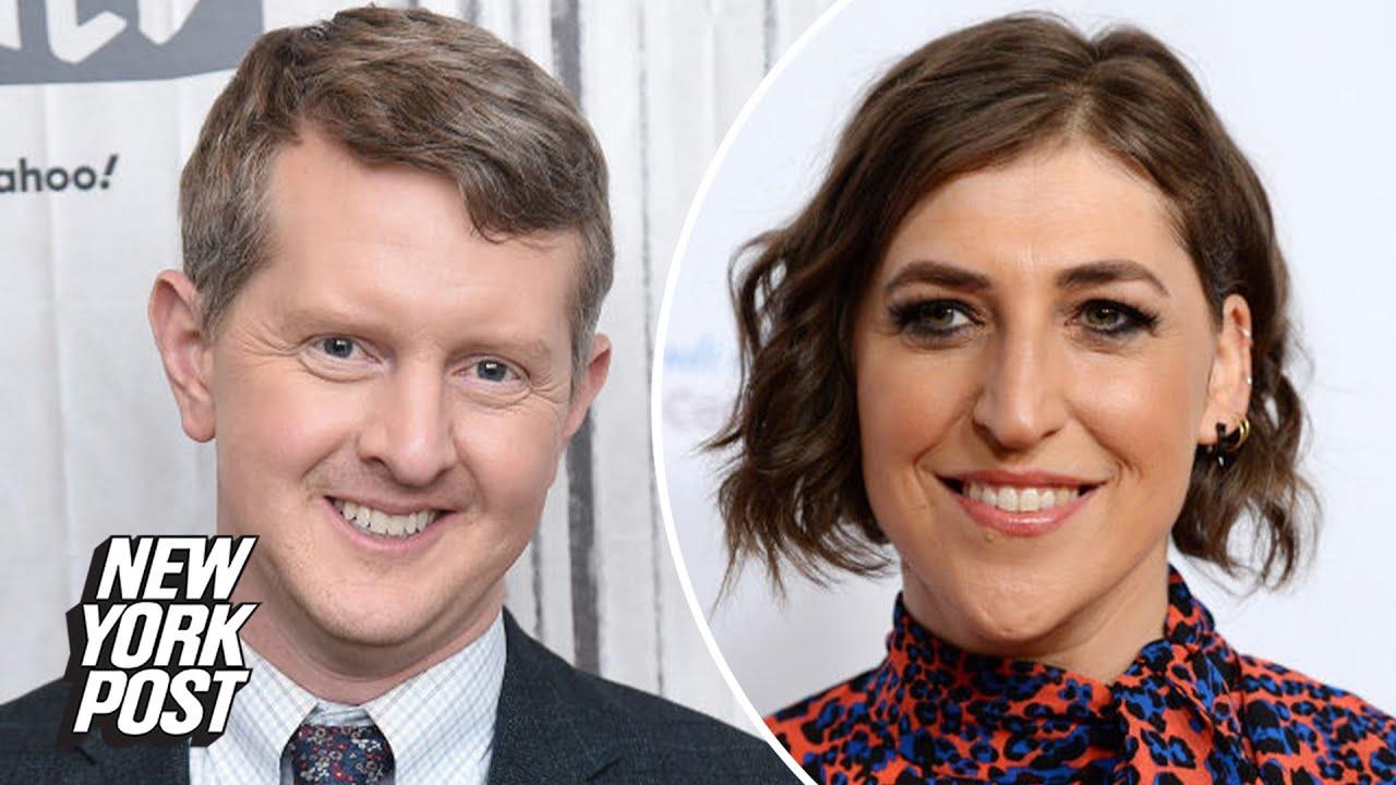 Mayim Bialik, Ken Jennings will split 'Jeopardy!' hosting duties for ...