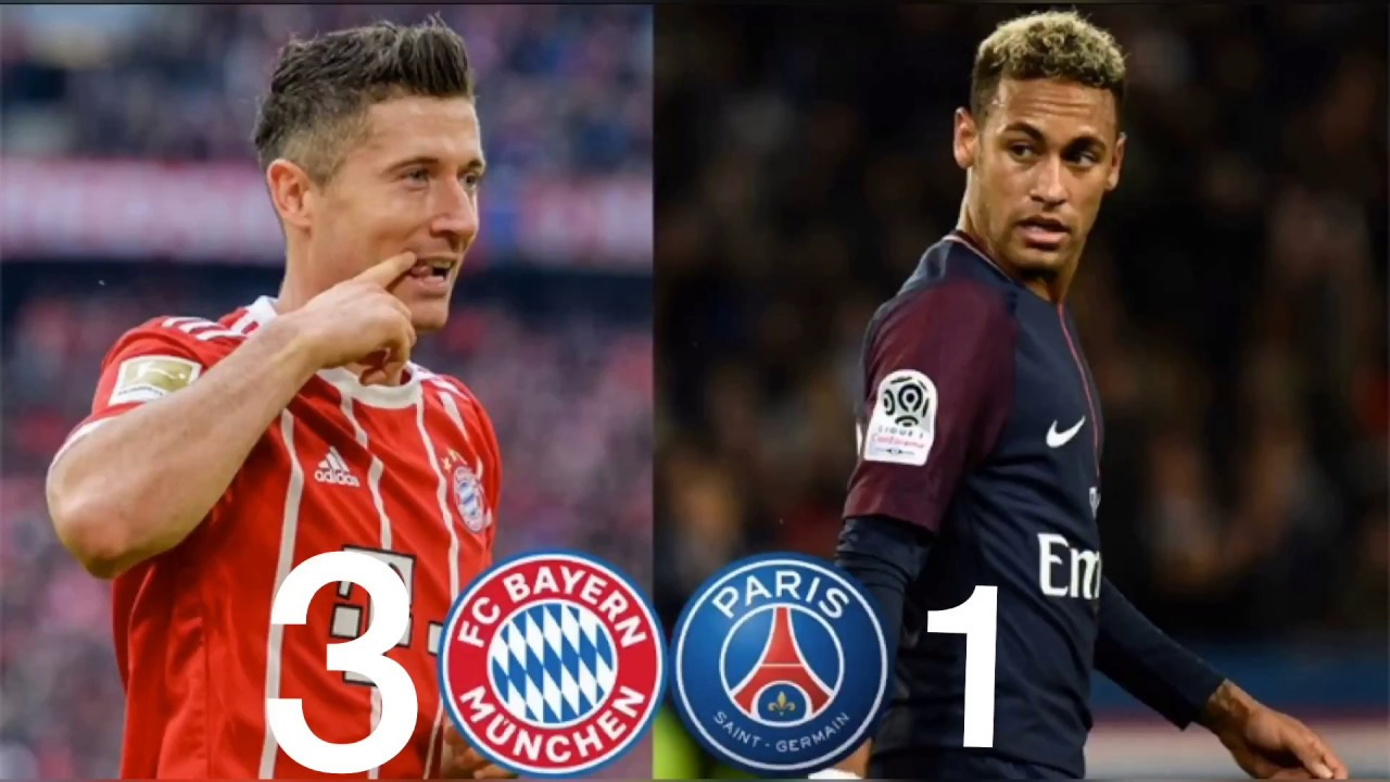 Download PSG VS BAY 3:1 All goals & Highlights (5/12/2017) HD