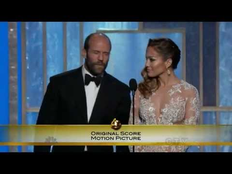 jlover's Turkey (The 70th Golden Globe Awards 2013 - Jlo & J.Statham Moments [Full]