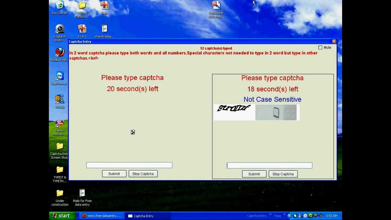 CAPTCHATYPERS – GENUINE ONLINE WORKS INFORMATION