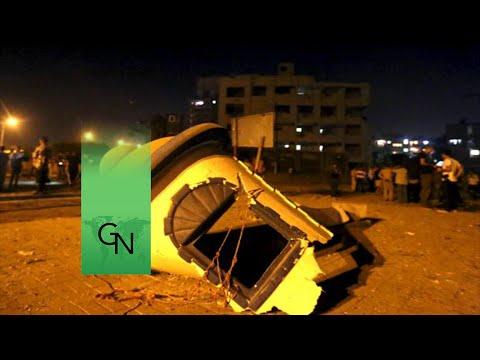 Cairo bomb blast 2015