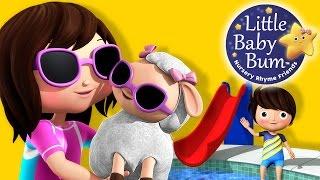 Mary Had A Little Lamb | Part 2 | Nursery Rhymes | By LittleBabyBum! thumbnail