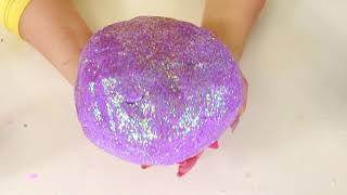 EXTREME SLIME MAKEOVER OF MAKEOVER BUCKETS OF SLIME CHALLENGE Slimeatory #490