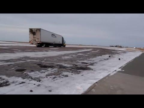 Driving Through South Dakota Winter | Day 7 Of 7 Challenge