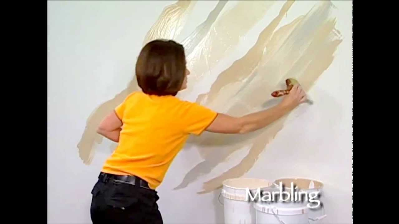 Marbling How To Faux Finish Painting By The Woolie Paint Walls Fauxpainting You