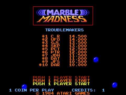 Atari:Marble Madness Soundtrack