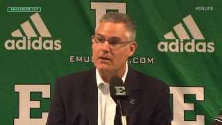 EMU Football Weekly Press Conference - Sept. 21, 2015