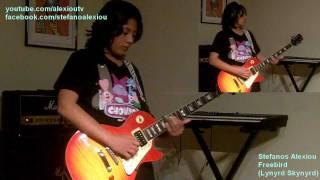 http://www.facebook.com/stefanoalexiou 11 year old guitarist Stefan...
