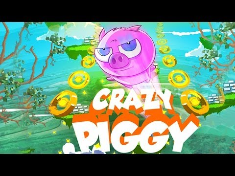Crazy Piggy Super Jump for App Store, Windows Store and Google Play