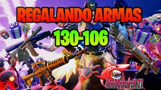 #FORTNITE Save the World By Giving Weapons 106 -130