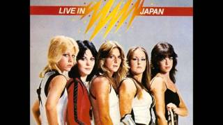 The Runaways - California paradise - (Live in Japan)