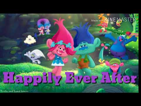 02 Happily Ever After  Trolls The Beat Goes On Soundtrack