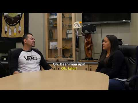 Learning Ojibwe Language Video Lesson #3