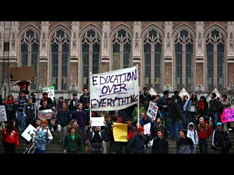 Occupy The Department of Education
