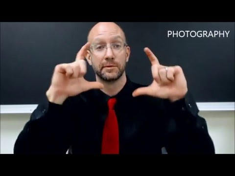 Classes and Subjects | ASL - American Sign Language