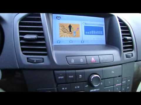 Opel Insignia,Astra,Meriva Video Interface DVD800 CD500 Interfejs