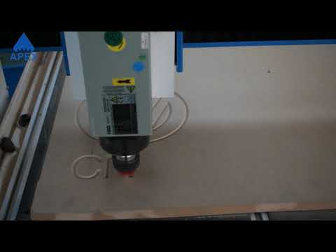 Advertising cnc router machine engraving mdf