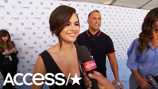 Selena Gomez Is Hyped For Taylor Swift's '4.26,' But That's All You're Gonna Get! | Access Video