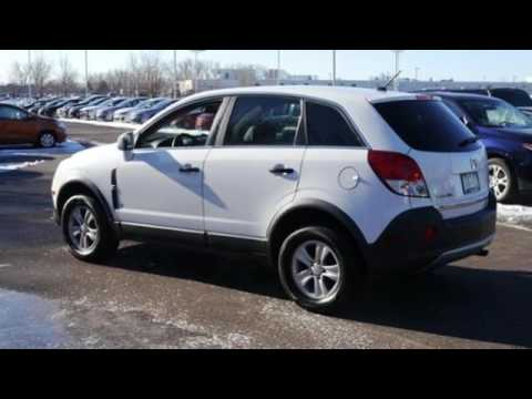 Used 2009 Saturn Vue St Paul White Bear Lake Mn W80544a Sold