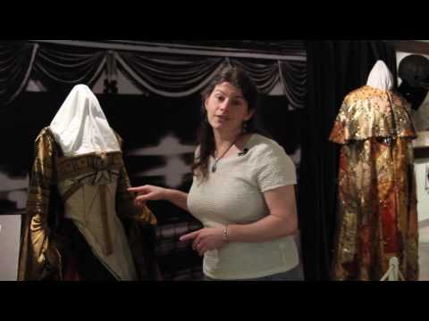 Shakespearean Costumes at Historical Society