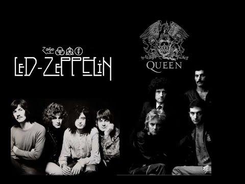 """""""Rhapsody to Heaven"""" - Led Zeppelin + Queen Mashup by ViejoLK"""