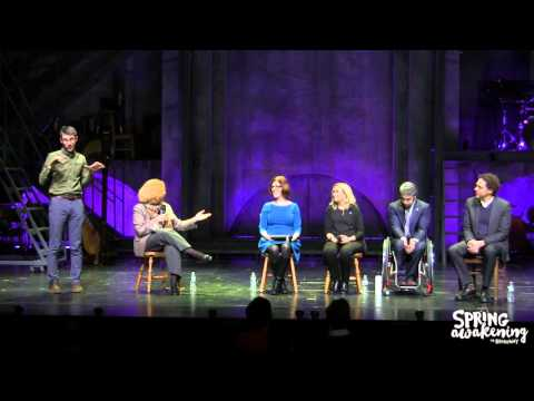 How to Make Broadway More Accessible: Panel on Accessibility