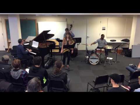 "George Colligan Quartet with Nicole Glover, Chris Higgins, Chris Brown  ""The Nash"""