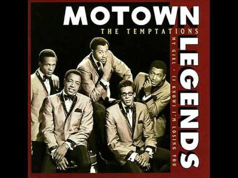 The Temptations-Don't Look Back(acapella)