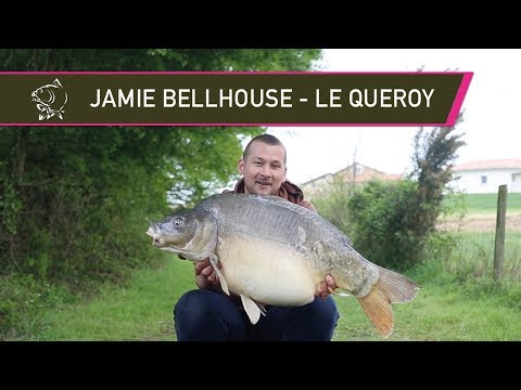 CARP FISHING AT LE QUEROY - JAMIE BELLHOUSE