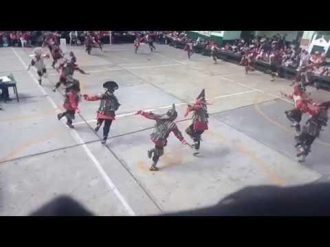 Conchuques de Cajamarca - Danza ganadora Promoción 2016 5to A