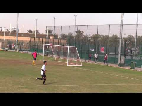 Varsity MESAC Boys Soccer 2018 ACS vs AES Delhi - 1