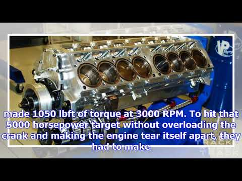 That crazy 5000-hp, quad-turbo, 12.3-liter v16 is so much more than two v8s