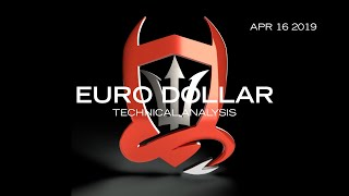 Euro Dollar Technical Analysis (EUR/USD) :  Why the Trade Here..? [04.16.2019]