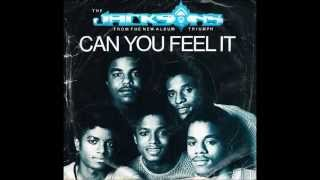 The Jacksons - Can You Feel It (Live Version)