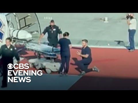 Georgia ER nurse's proposal goes viral
