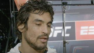 UFC Phoenix: Kron Gracie - 'Estou tentando curtir'
