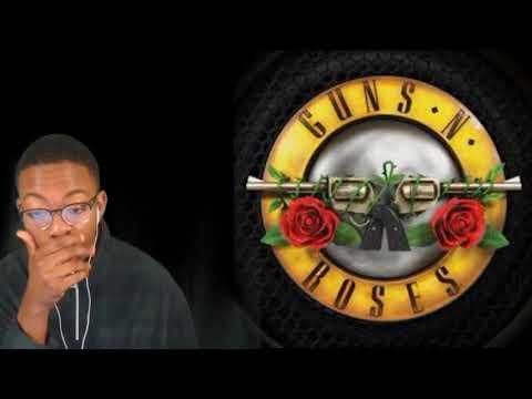 Guns N Roses-Don't Cry Reaction