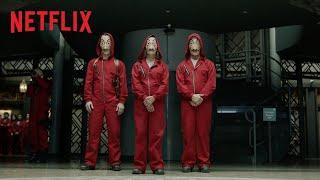 Baixar La casa de papel: Parte 2 | Tráiler oficial | Netflix