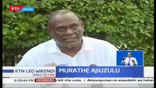 Murathe ajiuzulu baada kupinga azma ya Ruto ya 2022