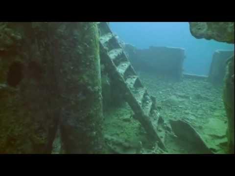 Amazing wrecks of Red Sea: Diving Thistlegorm (Part 2)