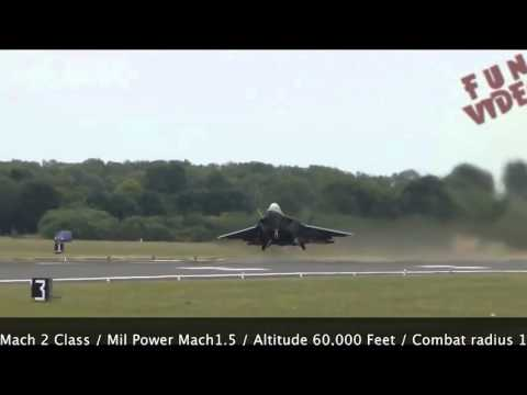F 22 Raptor Vertical Takeoff