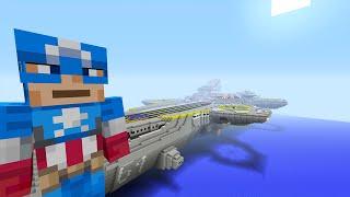 Minecraft Xbox - Avengers Assemble - Hunter Games [1]
